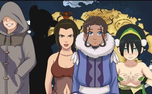 Avatar The Last Airbender Xxx Game