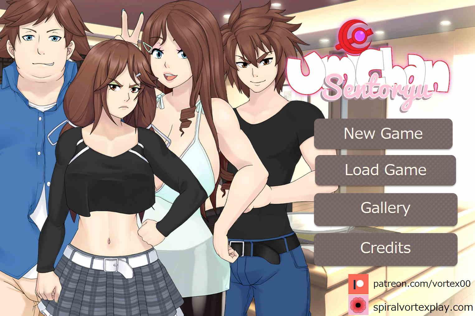 [Others] Umichan Sentoryu - v0.8.1 18+ Adult xxx Porn Game