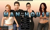 Man of the House - 1.0.2c Extra 18+ Adult game cover