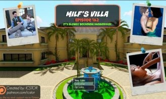 Milf's Villa - Final 18+ Adult game cover