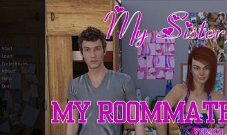 My Sister, My Roommate - 1.69 18+ Adult game cover