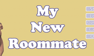 My New Roommate - 1.1 18+ Adult game cover