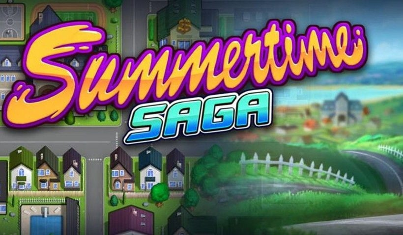 Summertime Saga Game Cover Thumbnail