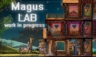 The Magus Lab - 0.41a, 0.40a 18+ Adult game cover