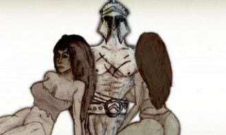 Ancient world: Gods and Men - 1.7a 18+ Adult game cover