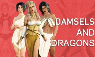 Damsels and Dungeons - 1.18.2 Final 18+ Adult game cover