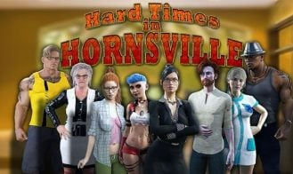 Hard Times in Hornsville - 3.44, 0.91 18+ Adult game cover