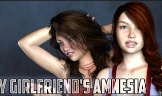 My Girlfriend's Amnesia - 1.0+DLC 18+ Adult game cover