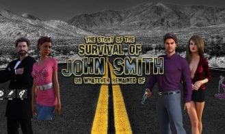 The Story Of The Survival Of John Smith III - 0.15 18+ Adult game cover