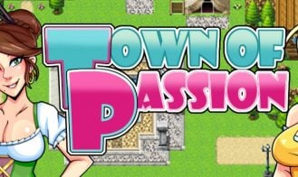 Town of Passion - 1.0.1 18+ Adult game cover