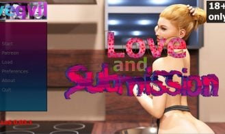 Love and Submission - 0.08 18+ Adult game cover