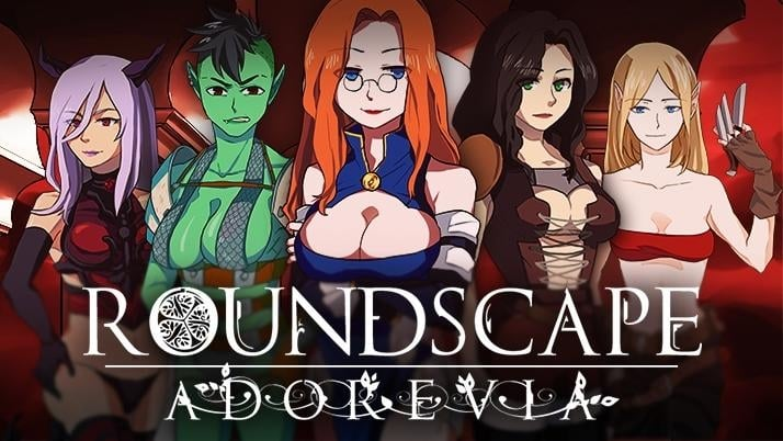 Roundscape Adorevia Game Cover Thumbnail