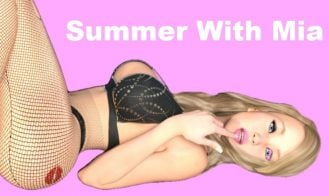 Summer with Mia - Final, Act 3, Act 2, Act 1, 0.2a 18+ Adult game cover
