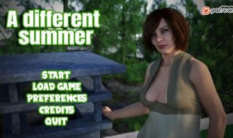 A Different Summer - Ep. 1-6 18+ Adult game cover