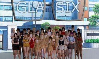 Glassix - 0.58 18+ Adult game cover