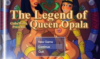 Legend of Queen Opala - 1.0 Golden Edition 18+ Adult game cover