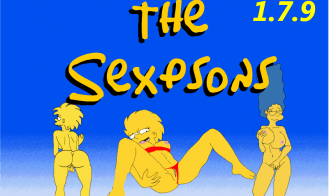 The Sexpsons - 2.4.1, 2.3.1, 2.2.6, 2.2.2, 2.10.8, 2.10.6, 2.0.9, 2.0.6, 2.0.3, 2.0.0, 1.8.9, 1.8.7, 1.8.3 18+ Adult game cover