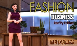 Fashion Business - Ep. 2 v0.16 18+ Adult game cover