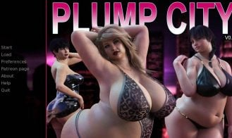 Plump City - 0.7 18+ Adult game cover