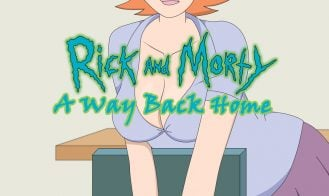 Rick And Morty: A Way Back Home - 3b 18+ Adult game cover