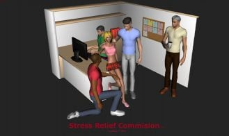 Stress Relief Commision - 0.5 18+ Adult game cover