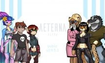 Aeterna - 0.9.6.0 18+ Adult game cover