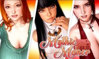 Mythic Manor - 0.15, 0.14, 0.13, 0.12, 0.11.1, 0.10.1, 0.9, 0.8, 0.7, 0.5.1, 0.5 18+ Adult game cover