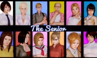 The Senior - 0.1.6-RC, 0.1.5, 0.1.4d, 0.1.4a 18+ Adult game cover