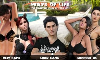 Ways of Life - 0.63c 18+ Adult game cover