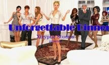 Unforgettable Dinner - 2.2 18+ Adult game cover