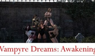 Vampyre Dreams: Awakening - 0.04 18+ Adult game cover