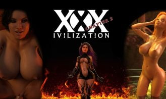 XXXivilization - Christmas Edition 18+ Adult game cover