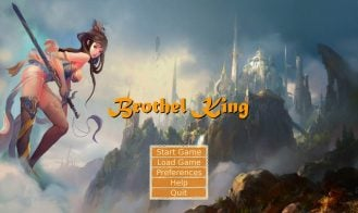 Brothel King - 0.15b 18+ Adult game cover