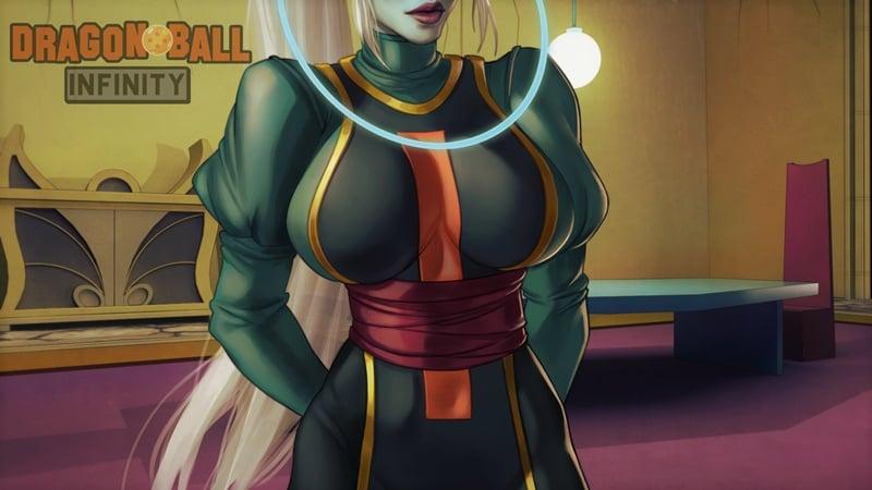 Dragon ball porn games