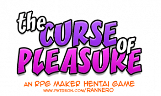 The Curse Of Pleasure - 0.8 18+ Adult game cover