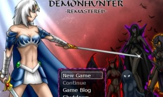 The Last Demon hunter Remastered - 1.0 18+ Adult game cover