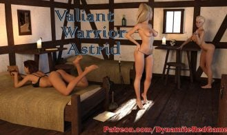 Valiant Warrior Astrid - 0.5.2 18+ Adult game cover