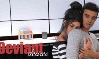 Deviant Desires - 0.5, 0.4a, 0.3b, 0.2b, 0.2 18+ Adult game cover