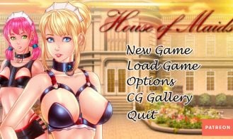 House of Maids - 0.2.8 18+ Adult game cover