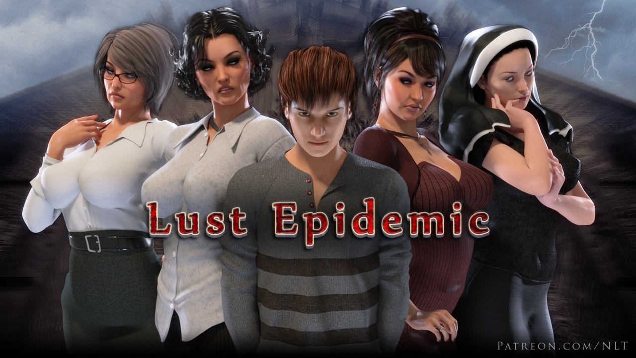 Lust Epidemic Game Cover Thumbnail