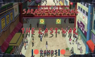 Sarada Training: The Last War - 2.3 18+ Adult game cover