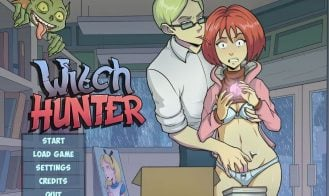 Witch Hunter - 0.11.1 18+ Adult game cover