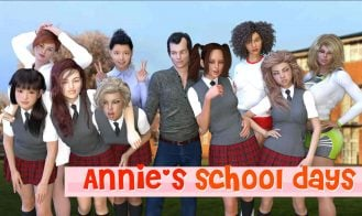 Ann's School Days - 0.4 18+ Adult game cover