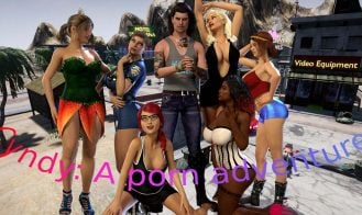 Cyndy: A Porn Adventure - 1.1, 0.4 18+ Adult game cover
