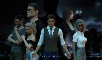 False Hero - 0.35 18+ Adult game cover