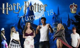 Harry Potter Turns 18 - 0.21, 0.14, 0.12, 0.07 18+ Adult game cover