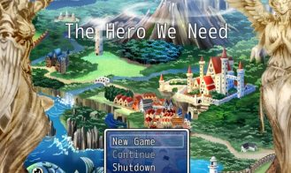 The Hero We Need - 6.39, 6.36, 6.32, 6.23, 6.19b, 6.16b, 5.87a 18+ Adult game cover
