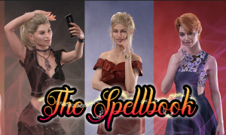 The Spellbook - 0.13.0.0 18+ Adult game cover