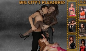 Big City's Pleasures - 0.3.1, 0.3, 0.2.4, 0.2.3b, 0.2.2b, 0.2.2, 0.2.1b, 0.2b 18+ Adult game cover