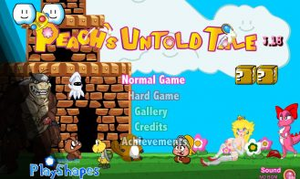 Mario Is Missing: Peach's Untold Tale - 3.48 18+ Adult game cover